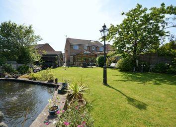 Thumbnail 3 bed semi-detached house for sale in Poplar Close, Rishton, Blackburn