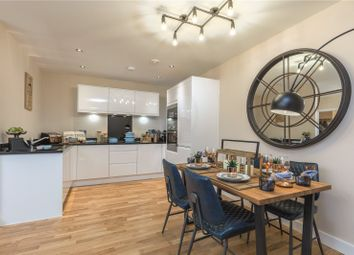 Thumbnail 3 bed flat for sale in Maritime, Hope Wharf, London