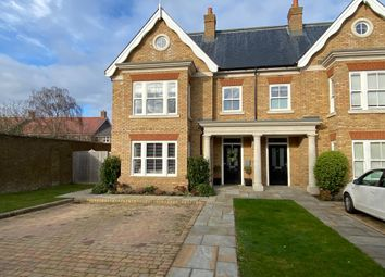 Thumbnail 5 bed semi-detached house for sale in The Cedars, Station Road, Tring