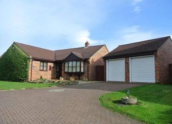 Thumbnail 3 bed bungalow for sale in North Meadow, Hutton Rudby, Yarm, North Yorkshire