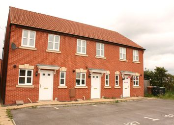 Thumbnail 2 bed end terrace house to rent in Maximus Road, North Hykeham
