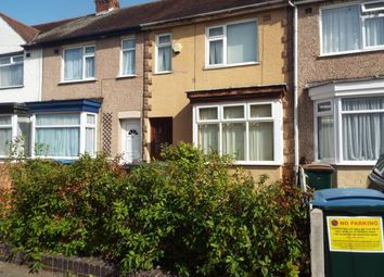 Thumbnail 2 bed terraced house for sale in Eastcotes, Coventry, West Midlands