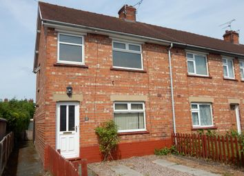 Thumbnail 2 bed end terrace house to rent in Prince Edward Street, Nantwich