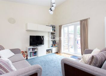 Thumbnail 2 bed flat for sale in Woodburn Close, London