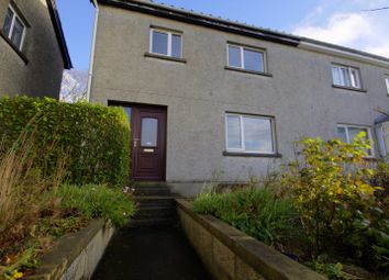 3 bed end terrace house for sale in 40 Craigie Crescent, Kirkwall, Orkney KW15