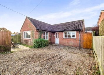 Thumbnail 1 bed bungalow for sale in Tunstead, Norwich, Norfolk
