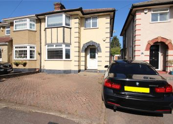 3 bed semi-detached house for sale in Oakwood Hill, Loughton, Essex IG10