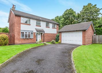 Thumbnail 4 bed detached house for sale in Lower Greenfield, Ingol, Preston