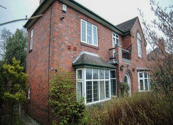 Thumbnail 3 bed detached house for sale in Uttoxeter Road, Meir, Stoke-On-Trent