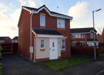 Thumbnail 3 bed detached house for sale in Goodwick Drive, Wrexham