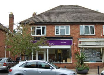 Thumbnail 2 bed flat to rent in High Street, Albrighton, Wolverhampton