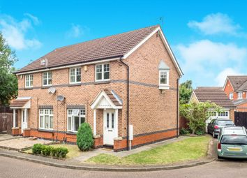 Thumbnail 3 bed semi-detached house for sale in Corncrake Avenue, Nottingham