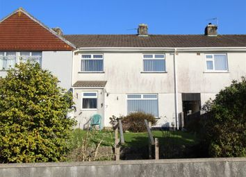 Thumbnail 3 bed terraced house for sale in Bodmin Road, Plymouth