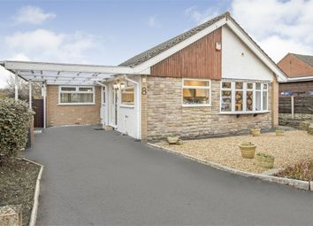 Thumbnail 3 bed detached bungalow for sale in Marton Close, Congleton, Cheshire