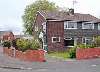 Thumbnail 3 bed semi-detached house to rent in Presteigne Avenue, Tonteg, Pontypridd