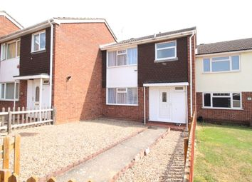 Thumbnail 3 bed terraced house for sale in Green Walk, Leicester