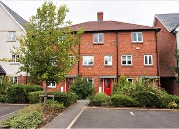 Thumbnail 4 bed town house for sale in Kingshill Drive, High Wycombe