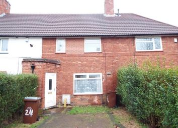Thumbnail 3 bed end terrace house for sale in Aston Avenue, Beeston, Nottingham, Nottinghamshire