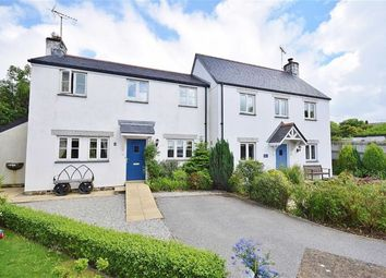 Thumbnail 3 bed semi-detached house for sale in Churchtown Mews, Blisland, Cornwall