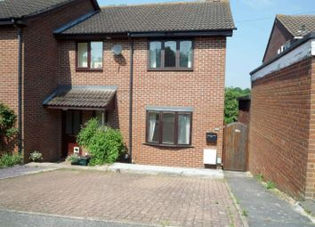 Thumbnail 2 bed end terrace house to rent in White Hedge Drive, St.Albans
