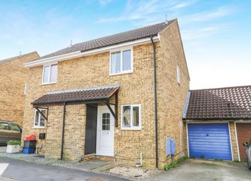 Thumbnail 2 bed semi-detached house for sale in Carters Close, Stevenage, Hertfordshire, England