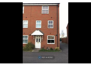 Thumbnail 4 bed end terrace house to rent in Hillmorton Road, Rugby