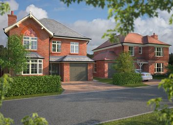 Woodlark Gardens, The Avenue, Hambrook, Chichester PO18. 4 bed detached house for sale