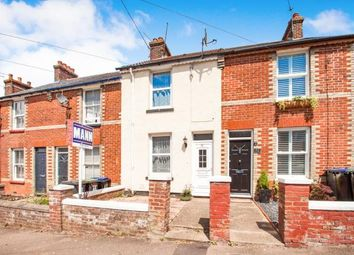 Thumbnail 2 bedroom terraced house for sale in Heaton Road, Canterbury