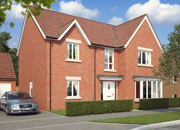 "Thumbnail 4 bed detached house for sale in ""The Tetbury"" at Vale Road, Bishops Cleeve, Cheltenham"