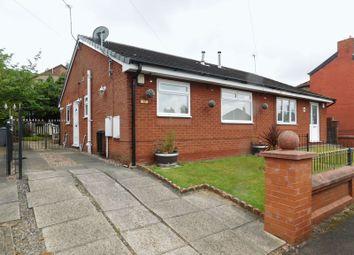 Thumbnail 2 bed semi-detached bungalow for sale in Graver Lane, Newton Heath, Manchester