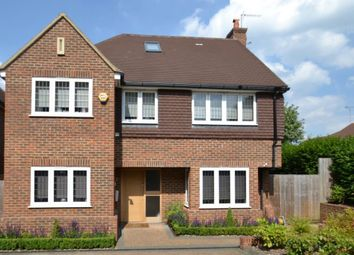 Thumbnail 5 bedroom detached house for sale in Furzehill Road, Borehamwood