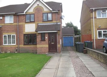 Thumbnail 3 bed semi-detached house to rent in Haines Close, Tipton, Tipton