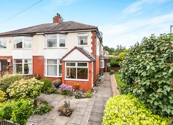 Thumbnail 3 bedroom semi-detached house for sale in Hope Avenue, The Haulgh, Bolton