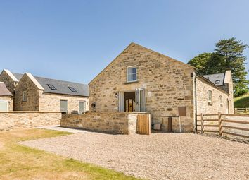 Thumbnail 4 bed barn conversion for sale in The Stables, Bradley Hall Farm, South Wylam, Northumberland