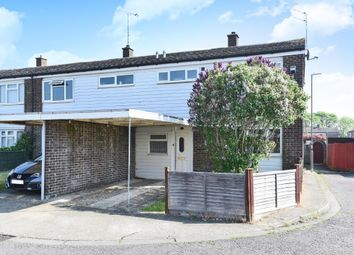 Thumbnail 3 bed end terrace house to rent in Grenville Green, Aylesbury