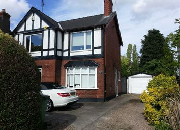 Thumbnail 3 bed detached house for sale in Victoria Road, Pinxton, Nottingham