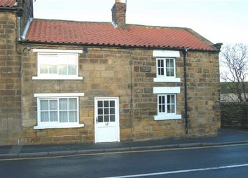 Thumbnail 2 bed property to rent in High Street, Burniston, Scarborough