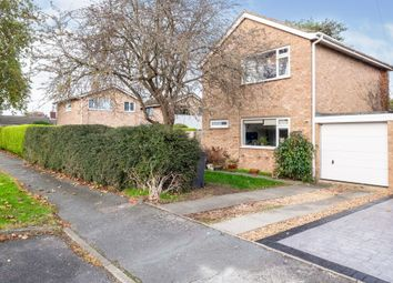 3 bed link-detached house for sale in Worthington Close, Stilton, Peterborough PE7
