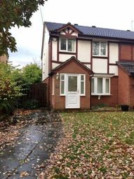 Thumbnail 3 bed semi-detached house to rent in Fernwood Drive, Halewood, Liverpool