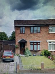 Thumbnail 3 bed semi-detached house to rent in Wilkinson Road, Wednesbury