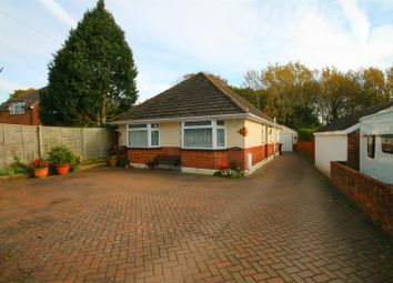 Thumbnail 3 bed detached bungalow for sale in The Crossways, Upton, Poole