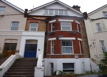 Thumbnail 3 bed flat to rent in Robert Louis Stevenson Ave, Westbourne, Bournemouth