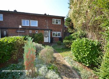 Thumbnail 2 bed end terrace house for sale in Glebelands, Harlow, Essex
