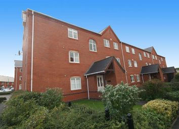Thumbnail 2 bed flat for sale in Frances Havergal Close, Leamington Spa