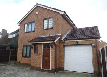 Thumbnail 3 bed detached house for sale in Halewood Road, Woolton, Liverpool