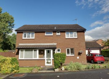 Thumbnail 4 bed detached house for sale in Columbine Grove, Killinghall, Harrogate