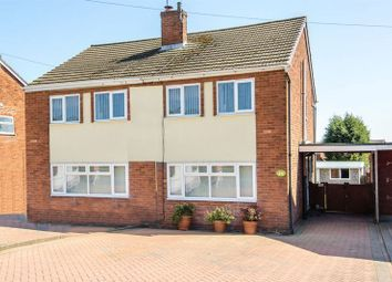 Thumbnail 3 bed semi-detached house for sale in Boney Hay Road, Chase Terrace, Burntwood