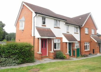 Thumbnail 2 bed end terrace house for sale in Eastward Place, Stowmarket