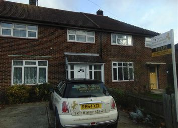 Thumbnail 3 bed terraced house to rent in Chipperfield Road, St Pauls Cray, Kent