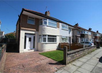 Thumbnail 3 bedroom semi-detached house for sale in Mostyn Avenue, Old Roan, Liverpool, Merseyside